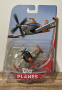 New Disney Pixar Planes Supercharged Dusty 1st Edition Rare
