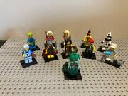Lego Minifigures Series 10 With 11 Of 16 Figures Complete
