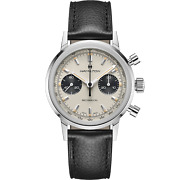 Hamilton American Classic Intra-matic Chronograph H White Dial Mens Watch