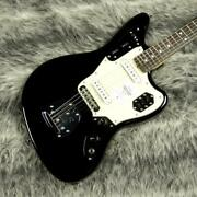 Fender Made In Japan Traditional 60s Jaguar Black/mh 2021 Limited Edition