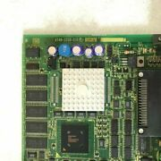 1pc Used Fanuc A16b-3200-0362 Mainboard Without Card In Good Condition