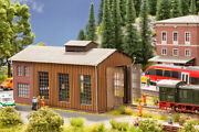 Noch 66201 Gauge H0,laser-cut Small Engine Shed With Door Operator New Boxed