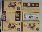 2004 Lewis And Clark Coinage And Currency Commemorative Set