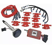 Msd 60151 Red Direct Ignition System Controller Kit For Chevy Small/big Block
