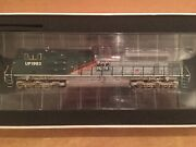 Ho Athearn Genesis Union Western Pacific Sd70ace Up 1983 Dcc Sound Weathered