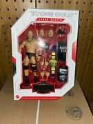 Wwe Mattel Ultimate Edition Series Stone Cold Steve Austin Scsa Rare In Hand New