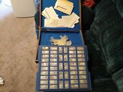 💎 Hamilton Mint United States Silver Bars With Original Receipts 💎 50 Ounces
