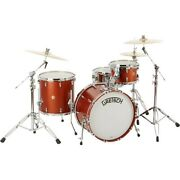 Gretsch Drums Broadkaster Series 3-piece Shell Pack Satin Copper