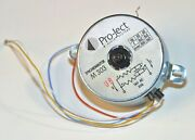 Pro-ject Project 16v Turntable Motor Replacement
