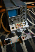 Working Tektronix Type 576 Curve Tracer Vacuum Tube Curve Tracer 12ax7 El34