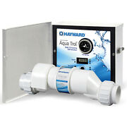 Hayward Salt Chlorinator System W/ Turbocell For Above Ground Pools For Parts