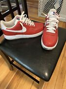 Size 11 -nike Air Force 1 Wbf Collection World Basketball Festival