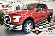 2015 Ford F-150 Xlt 4x4 Supercrew Best Offer 2015 Ford F-150 Xlt 4x4 Crew Repairable Salvage Truck Rebuildable Damaged