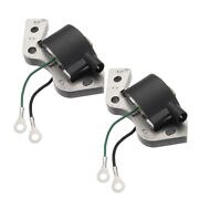 2x Ignition Coil For Johnson Evinrude Omc Replaces 584477 0584477 58299