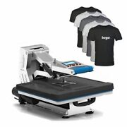Transfer Heat Press For Shirt Phone Case Bag Puzzle Glass Multifunction Printing