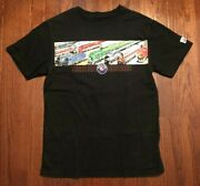 Lionel Trains T Shirt Mens Small Black Yellow Green Train Engines Ho Scale Toy S