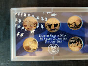 United States Mint Proof Sets - 50 State Quarters And Other Coins - 2000 2001 2002
