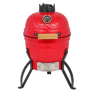 Miniandnbspkamado Grill 13andnbspcharcoal And Smoker Portable Bbq Outdoor Camping