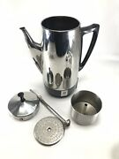 Presto Stainless Steel 12 Cup Automatic Coffee Percolator 0281104 Maker Brew