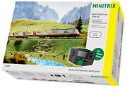 Trix 11157 Digital Starter Pack Freight Train With Ms 66955 Einmalserie New Ob