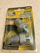Road Power Lead-free Side Terminal Battery Charging Posts Cat No. 922 New In Box