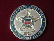 Us Secret Service Usss Uniformed Division White House Police Challenge Coin