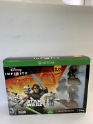 Disney Infinity Star Wars 3.0 Edition Starter Pack For Xbox One New Sealed