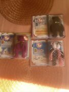 Lot Of 3 - Ty Beanie Babies 1999 Mcdonalds Toy Retired Vintage