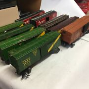 0 Lionel Marx Mar..box Cars Freight/rolling Sold Individually Preowned Vtg
