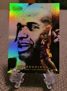 2001 Bowmanand039s Best Expressions Shaquille Shaq Oand039neal E1 Lakers