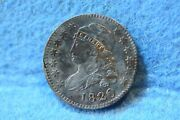 1820 Capped Bust Dime Magnificent Early Dime--large 0 Variety 55