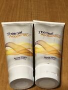 2-thermal Accelerator Tummy Cream Brand New Factory Sealed 6 Oz Lot Of 2