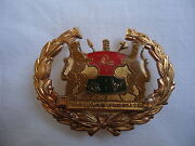 Sa South Africa African Military Emblem Insignia 31mm