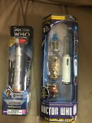 Dr Doctor Who Trans-temporal Sonic Screwdriver Customizable W/ Light And Sound