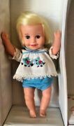 Suzy Cute Doll Vintage 1964 Deluxe Reading