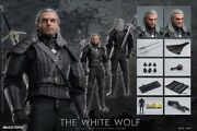 Buzztoys Buz001 1/6 The White Wolf Geralt Henry Cavill Collectable Figure Toy