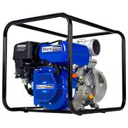 Duromax Transfer Pumps 9 Hp 4 In. 116psi 1.6 Gallons Gas Powered Portable