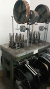 Steeger Model 83 Braiding Machines And Setup Book