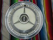 4 1958 Ford Edsel Hubcaps Wheel Covers 14