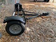Ez Haul Car Tow Dolly 5000 Lb Capacity 10ply E Rated Tires