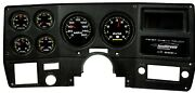 1973-1987 Chevy Truck Analog Direct Replacement Gauge Cluster Ap6004 Usa Made
