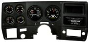 1973-1987 Chevy Truck Analog Direct Replacement Gauge Cluster New Item
