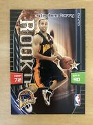 2009 Panini Adrenalyn Xl Stephen Curry Rookie Rc Warriors