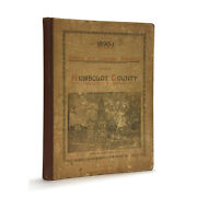 Lillie E Hamm / History And Business Directory Of Humboldt County 1st Ed 1890