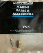 19271 Oem Mercury Mercruser Quicksilver Needle And Seat Replaced By 19271 1