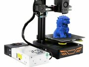Diy 3d Printer High Precision With Touch Screen Strong Metal Frame 18x18x18 Cm