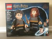 Lego Harry Potter Harry Potter And Hermione Granger 76393 Brand New And Sealed