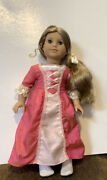 American Girl Doll Elizabeth Cole, Historic And Retired