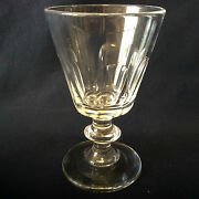 Baccarat Saint Louis H 4 1/8in Glass Crystal Model Cato 19th Louis-philippe 1er