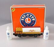 Lionel 6-26835 Maintenance Of Way M. O. W. Track Cleaning Car/box